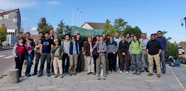 Bilan 2015 des actions du Groupe Loutre Bourgogne