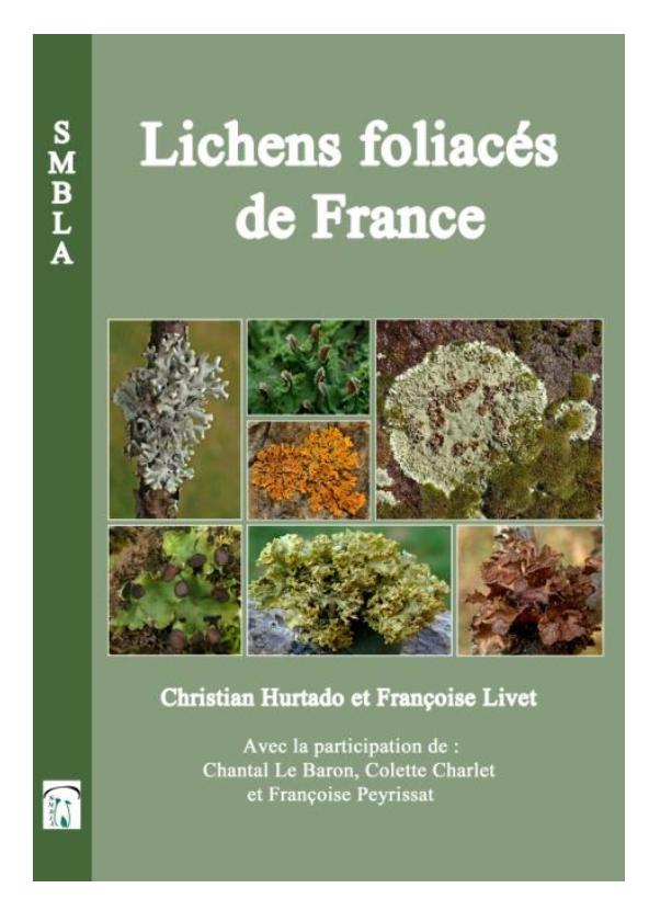 Guide des lichens foliacés de France