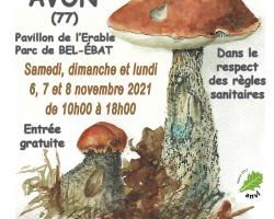 Exposition mycologique annuelle de l'ANVL